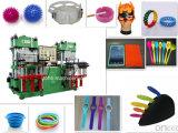 Machine de développement en caoutchouc de silicones de pompe de vide pour des silicones Bakeware fabriqué en Chine