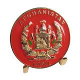 최신 아프가니스탄 육군 기념품 동전