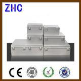 Da tomada elétrica plástica do interruptor da qualidade 600*400*220 de China caixa de junção impermeável no subsolo articulada superior do cabo
