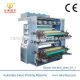 Stampatrice flessibile di colore del fabbricato due della plastica/Paper/Woven della pressa