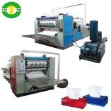 La máquina de papel plegable de alta velocidad de la cara de V, hace frente al equipo de la máquina de papel