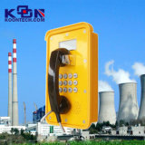 Kntech SIP Telefon Knsp-16 imprägniern industrielles Telehone, industrielle Wechselsprechanlage, Notruftelefon
