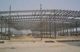 Fabricação da estrutura do frame/armazém/edifício de aço vertido/claro