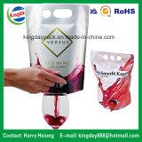 Мешок с Spout в коробке для жидкости