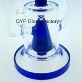 Vidrio sin pie en el agua de cristal Pipe#25 del reciclador de Cocentrate del tubo