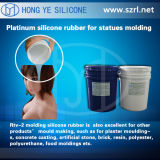 Real Doll를 위한 액체 Dragon Skin Silicon Rubber