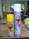 400ml China Supplier Rad Read ein Dream Insecticide Spray Pest Control Spray