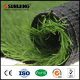 La FIFA Approved Turf 50m m Natural Artificial Grass para el campo de fútbol