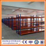 Double para trabajos de tipo medio Sided Metal Shelving Racks para Supermarkets