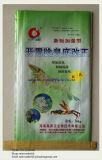 La Chine a fait le sac tissé par pp pour l'alimentation de crevette