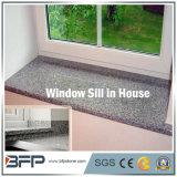Mattonelle grige economiche del davanzale della finestra del granito per il materiale da costruzione della Camera