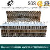 Vertikale Papierwellpappe