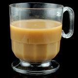 Plastikcup-Wegwerfcup-Kaffeetassen 8 Unze-Tafelgeschirr