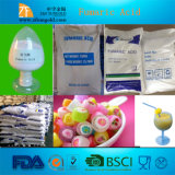 Ácido fumárico del Hws de la categoría alimenticia de la alta calidad
