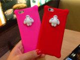 Kundenspezifischer Silikon-Kasten für iPhone Silikon-Telefon-Kasten-Silikon-Telefon-Deckel