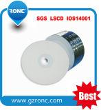 Muestra libre 52X 700MB blanca de inyección de tinta para imprimir en blanco CD-R