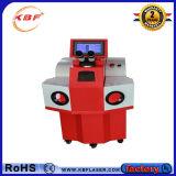 Máquina de soldadura estando do ponto do laser da jóia/jóia da elevada precisão de YAG