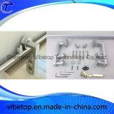 Деревянная/стеклянная ванная комната сползая штуцеры оборудования двери амбара