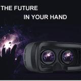 Шлемофон фактически реальности 3D Vr коробки 2.0 Vr пластичный