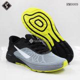 Ботинки трехмерного печатание идущие, ботинки людей, атлетические ботинки, ботинки сетки,