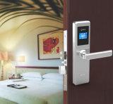 유럽 표준 전자 RFID 열쇠가 없는 호텔 방 카드 키 자물쇠 시스템