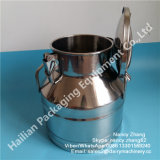 ISO Certificateの10リットルSmall Container Stainless Steel Milk Container