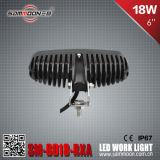 6インチ18W LEDの自動車運転作業ライト