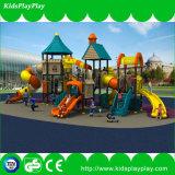 Equipo del patio del parque de juegos al aire libre de los niños