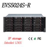Хранение канала Dahua 512 врезанное 24-HDD видео- {Evs5024s-R}