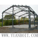 Villa standard légère de structure métallique avec solaire (100 mètres de -250Square)