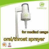 La alta calidad de 24 410 médicos de plástico bomba del pulverizador oral para botellas