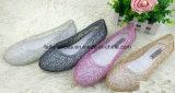 Sandalias cristalinas de la jalea de la alta calidad de señora Latest (FF614-1)