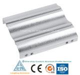 Perfis de alumínio feitos à máquina da extrusão em China