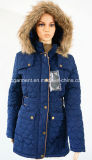 Inverno Warm Outdoor Clothes Down Hoody Casual Jacket for Women / Men