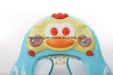 PU Wheel Baby Walker mit Music