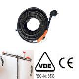 凍結する管のための16W/Mの配水管の暖房ケーブル