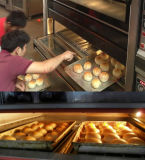 خبز فرن, خبز تحميص فرن