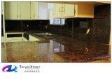 부엌 Worktop 의 화강암 Vantity 자연적인 상단
