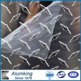 0.7 반대로 Skdding 지면을%s Mm에 의하여 돋을새김되는 알루미늄 장