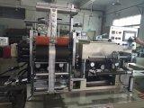 Cinta adhesiva de registro rodillo de corte que hace la máquina con agua caliente Equipo de estampado