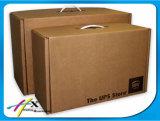 習慣の波形を付けられる郵送の衣服の包装-ボードボックス