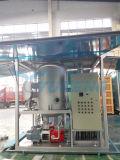 Tipo médio petróleo da isolação do vácuo que recicl a máquina