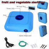 Sterilizzatore astuto dell'ortaggio da frutto dell'ozono con il depuratore di acqua dell'ozono