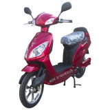250With350With500W Motor Electric Moped mit Pedal (EB-012)