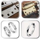 Ювелирные изделия/кольцо/Кодий/логос/отметка лазера волокна неметалла металла портативная