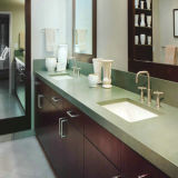 SinkのCorian Double Sink Vanity Vanities Top