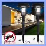 Helle moskito-Mörder-Programmfehler Zapper Rasen-Solarlampe des Garten-Yard-LED UVim freien