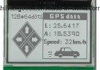 Экран LCD модуля индикации Stn LCD LCD