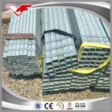 Cuadrado hueco de la sección y tubo rectangular del acero estructural