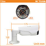 屋外IP66 2.8-12mm Vari焦点Lens Poe HD IP CCTV Camera (MVT-M4680)